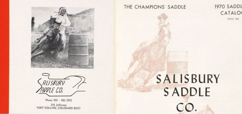History of Salisbury Saddle Company ⋆ Hill Saddlery