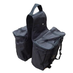 Insulated Western Saddle Bag Hill Saddlery